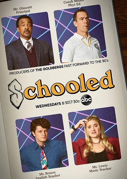 What Actors should've appeared on Schooled (2019-present) Fan Casting Poster
