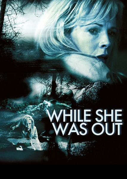 While She Was Out (1988) Fan Casting Poster