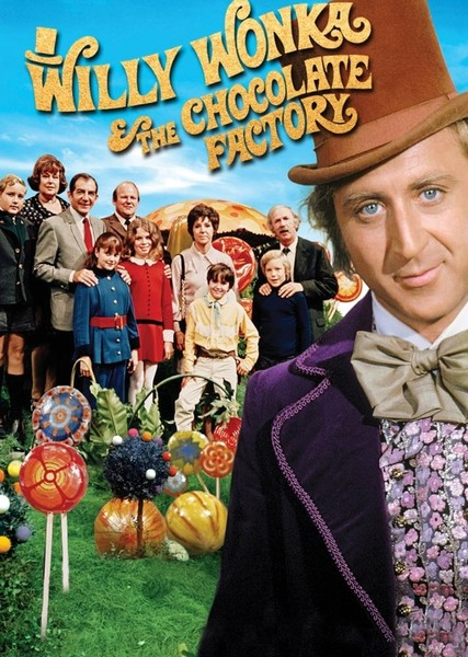 Willy Wonka & the Chocolate Factory (1991) Fan Casting Poster