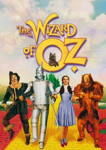 WIzard of oz Fan Casting Poster