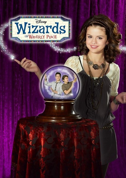 Wizards of Waverly Place (2017-2022) Fan Casting Poster