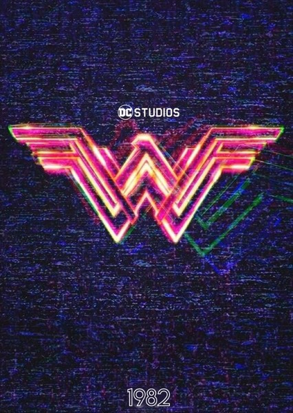 Wonder Woman 1982 Fan Casting Poster