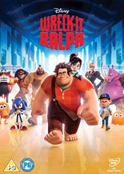 Wreck It Ralph Fan Casting Poster