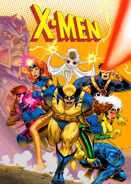 X men rebooted  Fan Casting Poster