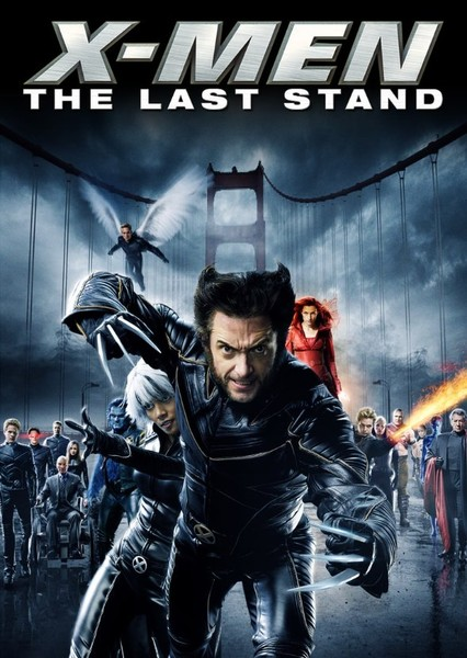 X-Men: The Last Stand (1986) Fan Casting Poster