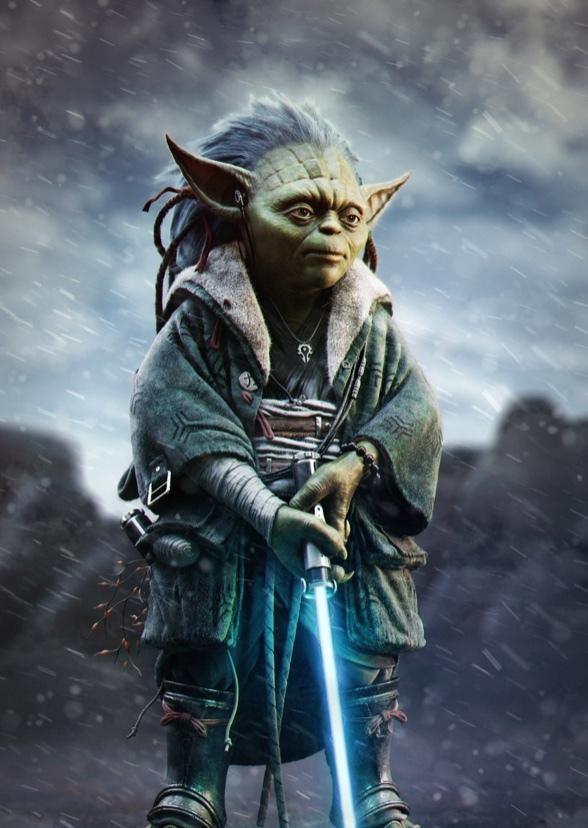 Fan Casting Tzi Ma as N'Kata Del Gormo in Yoda: A Star Wars Story on myCast