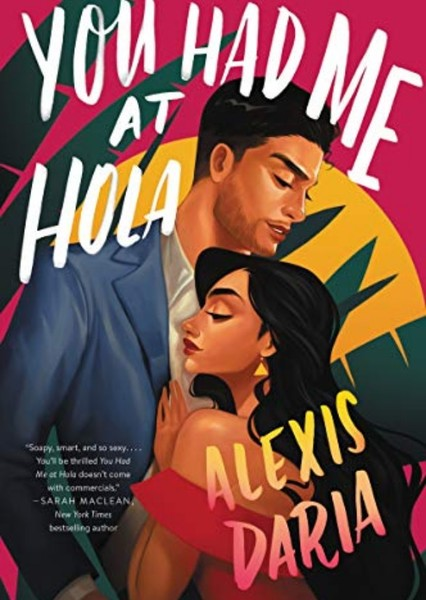 You Had Me at Hola Fan Casting Poster