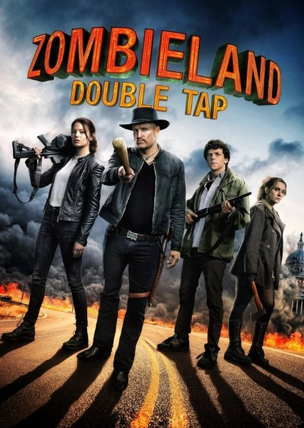Zombieland: Double tap (2009) Fan Casting Poster