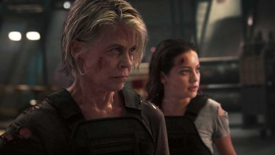 Terminator Franchise May Be Terminated With Dark Fate- Weekend Box Office November 1-3, 2019