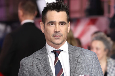 Colin Farrell In Talks To Play The Penguin, Andy Serkis As Alfred In The Batman