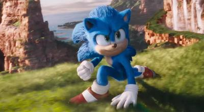 Watch The New Sonic The Hedgehog Trailer Where Sonic Look Like Sonic