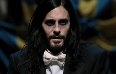 New Trailer For Morbius Shows Off Jared Leto's Vampire Skills