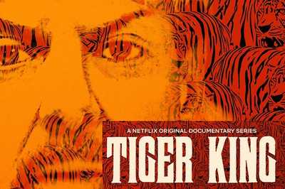 Tiger King Is Bringing Everyone Together. Tell Us Who You Want To Be In A Movie.