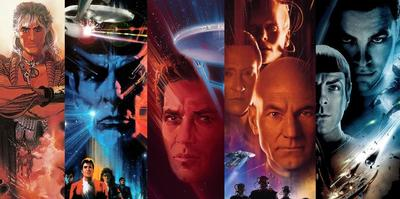 The Definitive (Not Definitive Because, Opinions) Star Trek Movies Rankings