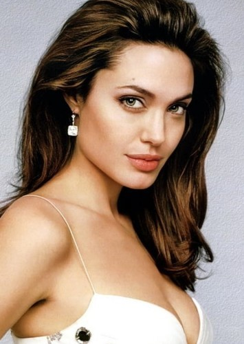 Angelina Jolie as Black Widow in The Avengers Early 2000s