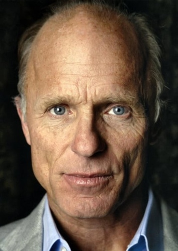 Ed Harris as Alan Scott in The Perfect Green Lantern Movie