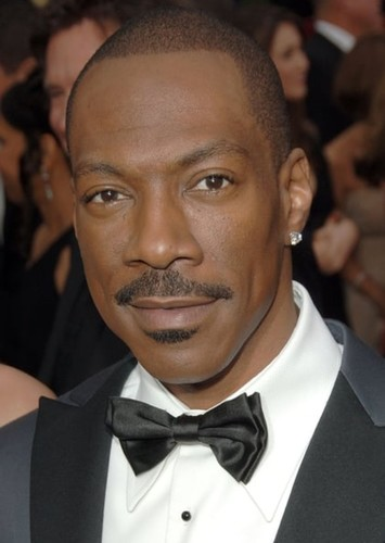 Eddie Murphy as Falcon in The Avengers Early 2000s