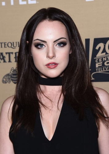 Elizabeth Gillies as Darcy in Winx Club