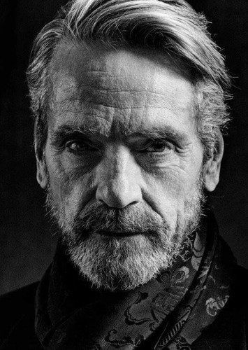 Jeremy Irons as Belgarath in The Belgariad