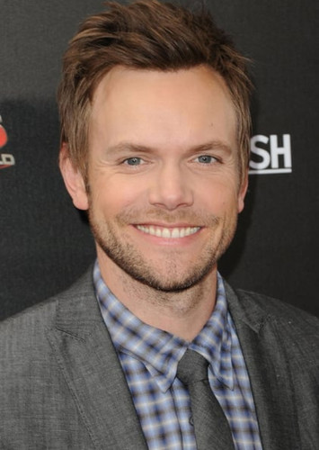 Joel McHale as Sylvester Pemberton in HBO Max's Justice Society of America