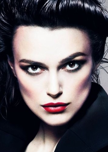 Keira Knightley as Selina Kyle in DC-Universe