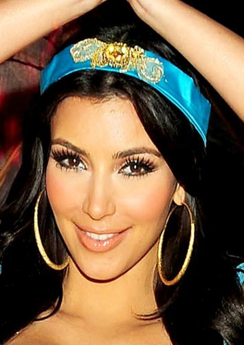 Kim Kardashian as Jasmine in Aladdin (2009)