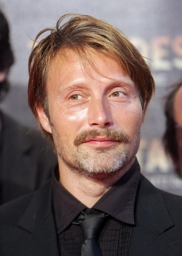 Mads Mikkelsen as Greg Oaf Whitney in Red Dead Revolver